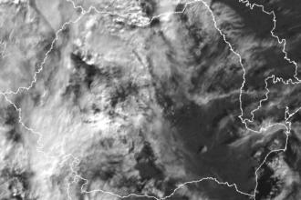 Atenționare meteo. Cod galben de intensificări ale vântului în 11 județe