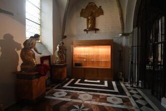 Jaf într-o catedrală din Franța, inclusă în patrimoniul UNESCO. Cum au procedat hoții