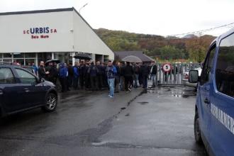 Transportul în comun, blocat în Baia Mare. Angajații au intrat în grevă