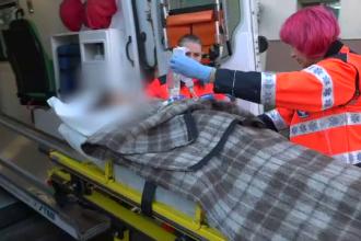 O tânără din Buzău a murit intoxicată în casă. Copilul ei este în stare gravă la spital