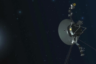 Primul mesaj de la sonda Voyager 2, ajunsă în spațiul interstelar. Studiu: