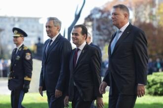 Prima zi a Guvernului Orban. Câțiva miniștri și-au preluat deja mandatele