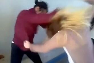 Două liceene din Timișoara s-au bătut în clasă. Conflictul a pornit de la o limbă străină