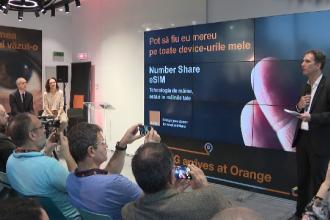 Clienții Orange se bucură, de marți, de acces la rețeaua 5G în 3 orașe