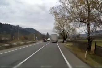 Primele explicații ale șoferului vitezoman din Suceava. Ce sancțiune a primit de la Poliție