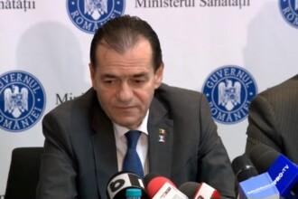 Ludovic Orban: Bugetul Casei de Asigurări de Sănătate se va termina până la finalul anului
