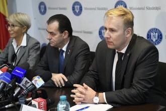 """Noul ministru al Sănătății, la preluarea mandatului: """"Problemele sunt enorme"""""""