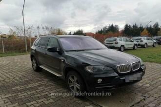 Un român a vrut să intre în țară cu o mașină de lux. Ce a pățit la graniță