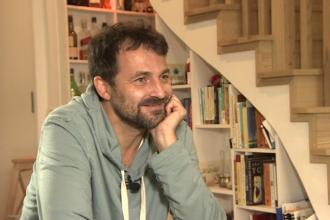 Actorul Andrei Aradits din serialul