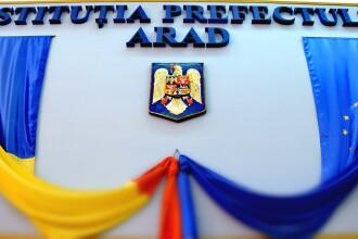 Prefectul de Arad, verificat de o echipă de doctori după ce şi-a luat concediu medical.