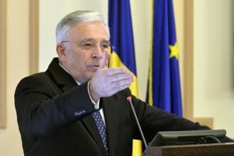 Isărescu, despre deprecierea leului: