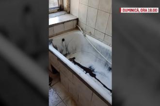 """""""Conacul groazei"""" din Cluj, unde pacienţii de la psihiatrie sunt ţinuţi în condiţii de lagăr"""