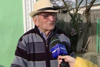 Mesajul unui bătrân de 101 de ani care a mers la urne.
