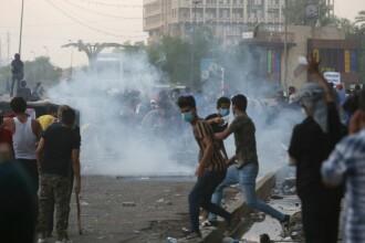 Confruntări violente în Irak. Amnesty International: