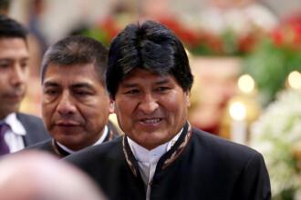 Președintele demisionar al Boliviei ar putea deveni prezentator la un post TV al Rusiei