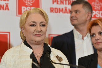 Consultantul Vioricăi Dăncilă ameninţă că dă PSD în judecată. Are legătură cu alegerile prezidențiale