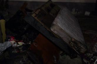 Incendiu la o casă din Brașov. O mamă și fiica ei au ajuns la spital