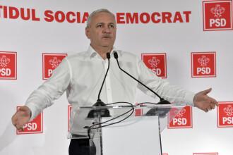 Tribunalul Bucureşti a respins cererea lui Dragnea de dizolvare a PSD. Decizia nu e definitivă