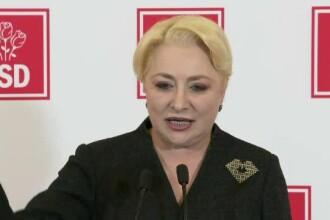 """Dăncilă, despre ceasul care ar valora cât 119 pensii: """"Nu valorează mai mult de 5.000 €"""""""