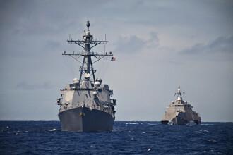 Trump a oprit o operațiune a flotei în Marea Neagră, după un raport publicat de CNN