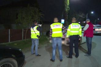 Șoferul care a accidentat intenționat 2 tineri, în arest preventiv
