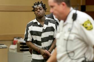 Rapperul Kodak Black, condamnat la 4 ani de închisoare. De ce risca 10 ani de închisoare