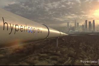 Primul prototip al unui vehicul pentru sistemul de transport Hyperloop. Ce este inedit