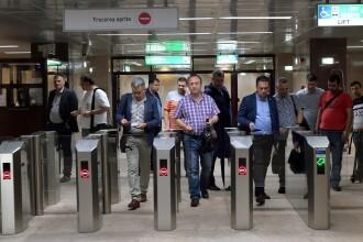 Propunerea autorităților pentru reducerea aglomerației la metrou. Ce trebuie să facă angajatorii