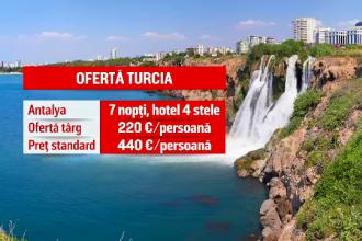 Vacanțe la jumătate de preț, la Târgul de Turism din Capitală. Ce oferte puteți găsi