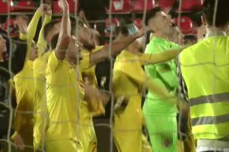 ROMÂNIA U21-FINLANDA U21. Tricolorii mici se dezlănțuie și câștigă meciul cu 4-1