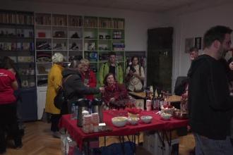 Primul magazin cu fapte bune din Românie s-a deschis la Sibiu. Ce pot cumpăra clienții