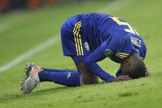 "Fotbalistul Suediei, Alexander Isak: ""Da, am auzit scandări rasiste din tribune"""