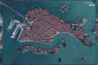 Veneția rămâne sub amenințarea apelor. Pagubele sunt de ordinul a sute de mil. €