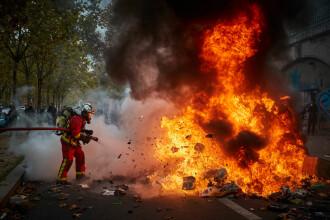 Violențe în Paris, la un an de la apariția