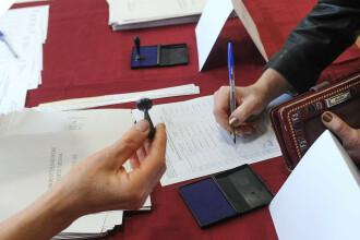 Guvernul a trimis în Parlament proiectul de lege privind alegerea primarilor în 2 tururi