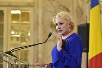 Reacția lui Dăncilă, întrebată dacă va merge la dezbaterea anunţată de Klaus Iohannis