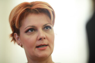 Lia Olguţa Vasilescu candidează la Primăria Craiovei: Oamenii îşi doresc să revin ca primar