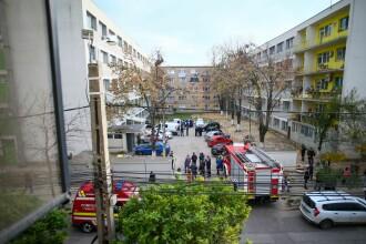 O nouă alertă la Timișoara. Un al doilea bloc a fost evacuat, după ce s-a făcut deratizare