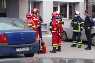 FILMUL tragediei din Timișoara. 12 copii și 8 adulți sunt internați în spital
