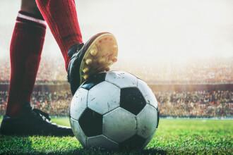 Fotbalist împușcat mortal în fața casei. Atacatorii l-ar fi confundat