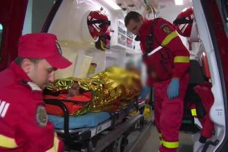 Bărbat din Argeș, împușcat de polițiști după ce s-a luptat cu aceștia