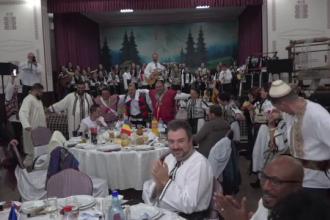 Chefi-bucătari veniți din toată lumea, impresionați de bucatele tradiționale de la Sibiu
