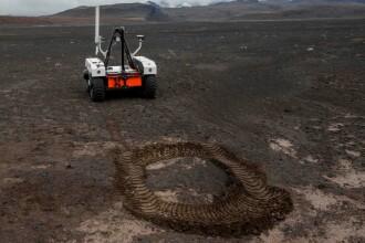 NASA face pregătiri intense pentru descoperirea vieții extraterestre. Ce robot testează