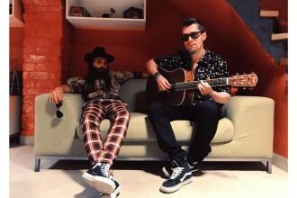 """Trupa The Sonic Taste lansează piesa """"Me, Myself & I"""". Interviu cu Mihai Nicolau aka """"Baby Jesus"""""""