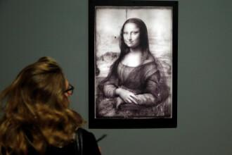 """O copie a """"Mona Lisei"""", vândută la Paris pentru o sumă fabuloasă"""