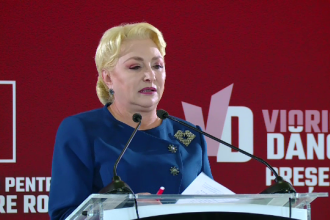"""Dăncilă, despre românii din diaspora: Iohannis """"nu s-a întâlnit cu ăștia"""""""