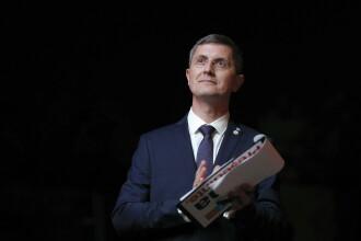 Liderul USR, Dan Barna, a anunțat că are COVID-19