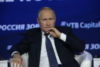 """Vladimir Putin îl descrie pe Zelenski drept o persoană """"simpatică şi sinceră"""""""
