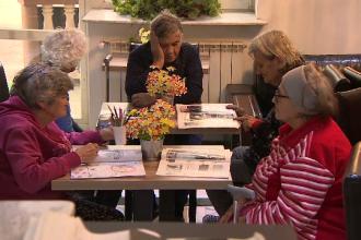Populaţia României îmbătrâneşte rapid, dar statul nu construieşte centre pentru vârstnici