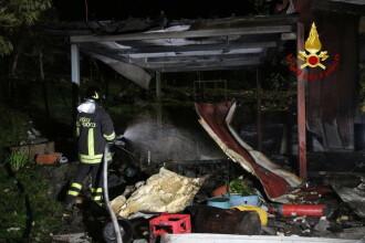 Explozie la un depozit de artificii din Sicilia. Cel puțin trei persoane au murit